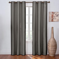 Eclipse® Madison Blackout Grommet-Top Curtain Panel