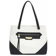 Nicole By Nicole Miller Dori Tote Bag