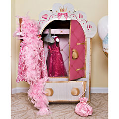 Princess Wardrobe Cardboard Stand-Up