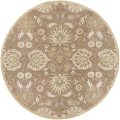 Decor 140 Cabrin Hand Tufted Round Rugs