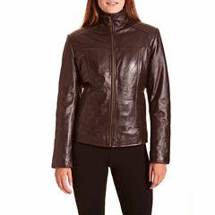 Excelled® Lambskin Scuba Jacket