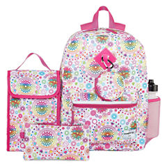 Confetti Pattern Backpack