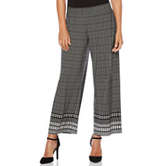 Rafaella Relaxed Fit Knit Pull-On Pants