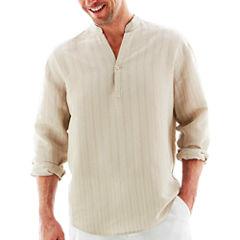 The Havanera Co.® Long-Sleeve Popover Shirt
