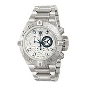 Invicta® Subaqua Noma IV Mens Stainless Steel Chronograph Sport Watch 11343