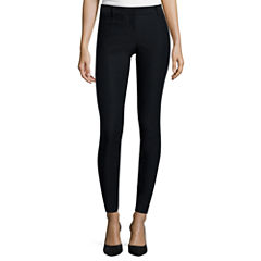 by&by Solid Woven Leggings-Juniors