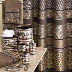 Safari Stripes Bath Collection