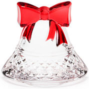 Mikasa® Celebrations Rejoice Crystal Bell Tea Light Holder