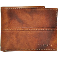 Dockers® Leather Front-Pocket Billfold