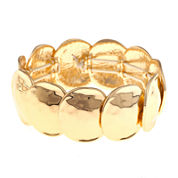 Gloria Vanderbilt® Gold-Tone Stretch Bracelet