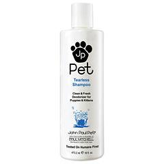John Paul Pet Tearless Puppy & Kitten Shampoo - 16 oz.