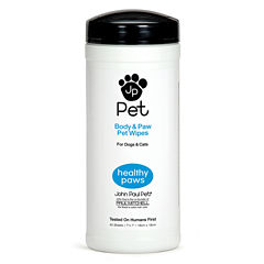 John Paul Pet 45-pk. Full Body & Paw Wipes