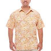 Van Heusen® Short-Sleeve Shirt - Big & Tall