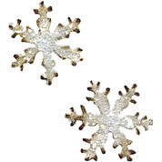 Sizzix® Movers & Shapers Magnetic Dies by Tim Holtz® 2-pk. Mini Snowflakes