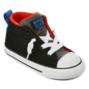 Converse Chuck Taylor All Star Street Boys Slip-On Sneakers - Toddler