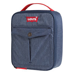 Levi Navy Heather Lunch Tote