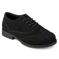 Journee Kids Zade Boys Oxford Shoes - Little Kids
