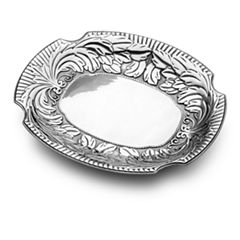 Wilton Armetale Acanthus Tray Serving Tray