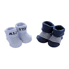Carter's® 2-pk. Allstar Booties - Baby Boys