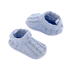 Carter's® Cable Booties - Baby Boys
