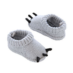 Carter's® Bear Claw Booties - Baby Boys