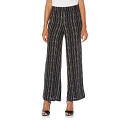 Rafaella Knit Pull-On Pants