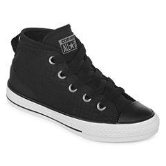 Converse Chuck Taylor All Star Syde Street Nylon Mid Boys Sneakers - Little Kids/Big Kids