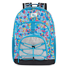 Blue Confetti Backpack