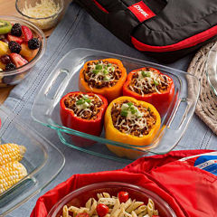 Pyrex® 21-pc. Portable Bake and Prep Set