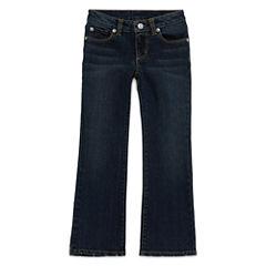Arizona Bootcut Jeans - Preschool Girls 4-6x