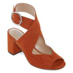 Style Charles Katty Womens Heeled Sandals