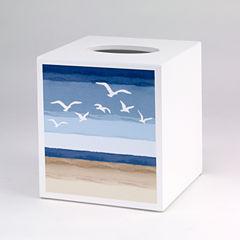 Avanti Seagulls Tissue Box Cover