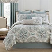 Eva Longoria Home Briella 4-pc. Comforter Set & Accessories