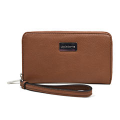Liz Claiborne Erica Zip Around Zip Around Wallet