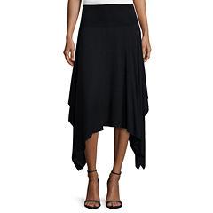 Worthington® Sharkbite Knit Skirt