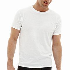 Hanes® 4-pk. ComfortBlend® Tagless Crewneck T-Shirt - Slim Fit