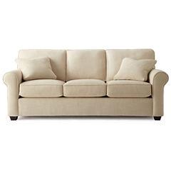Fabric Possibilities Sleeper Sofa