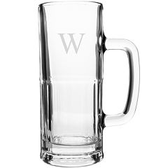 Cathy's Concepts Personalized Glass Beer Mug