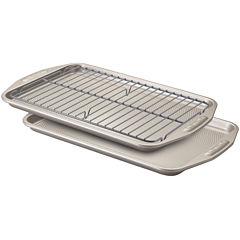 Circulon® 3-pc. Nonstick Cookie Pan Bakeware Set