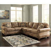 Signature Design by Ashley® Kennesaw 3-pc. Sectional