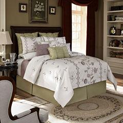 Crawley 4-Pc. Comforter Set & Accessories
