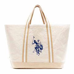 U.S. Polo Assn. Summer Tote Bag