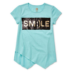 Total Girl 100 Tunic Top - Preschool Girls