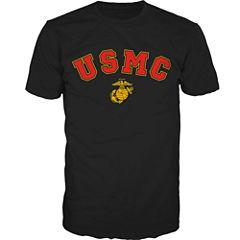 Military USMC SS Tee