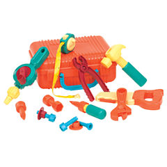 Toysmith Contractor Tool Kit Toy Tools