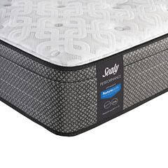 Sealy Performance™ Davlin Plush Eurotop - Mattress Only