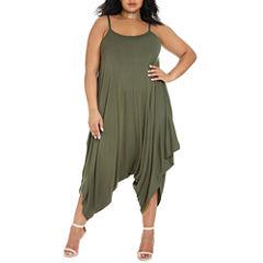 Fashion To Figure Sequoia Harem Jumper-Plus