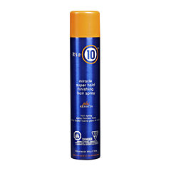 It's a 10® Miracle Super Hold Finishing Hair Spray Plus Keratin - 10 oz.