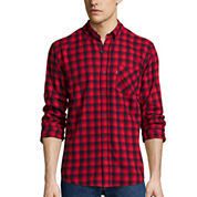 Levi's® Long-Sleeve Gally Cotton Flannel Shirt