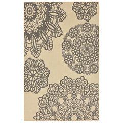 Liora Manne Terrace Crochet Rectangular Runner
